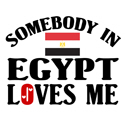 Somebody In Egypt T-shirt