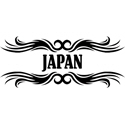 Tribal Japan T-shirts