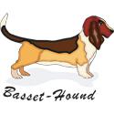 Basset Hound T-shirt, Basset Hound T-shirts