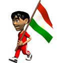 Cute 3D Tajikistan T-shirt