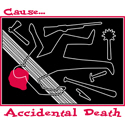 Accidental Death T-shirt