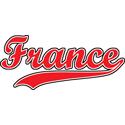 Retro France T-shirt