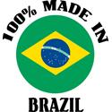 100% Made In Brazil