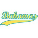 Retro Bahamas T-shirt