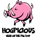Auspicious Year Of The Pig