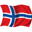 Wavy Norway Flag