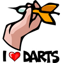 I Love Darts