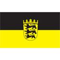 Baden-Wurttemberg Flag