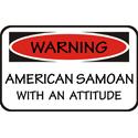 Attitude American Samoa