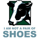 I Am Not a Pair of Shoes T-shirt & Gift