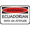 Attitude Ecuadorian