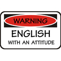 Attitude English
