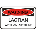 Attitude Laotian