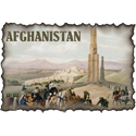 Vintage Afghanistan Art