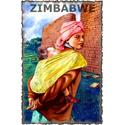 Vintage Zimbabwe Art