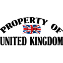 Property Of United Kingdom