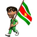 3D Suriname