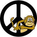 Peace Monkey Merchandise