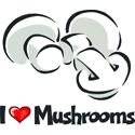 I Love Mushroom