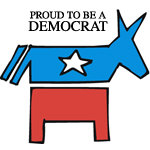 Proud To Be A Democrat Gifts