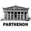 Vintage Parthenon