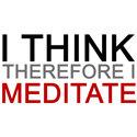 Meditate T-shirt & Meditate Gift