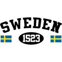Sweden 1523