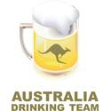 Australia Drinking Team