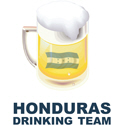 Honduras Drinking Team