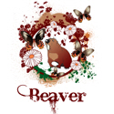 Butterfly Beaver