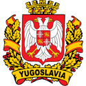 Stylish Yugoslavia Crest