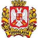 Stylish Yugoslavia Crest