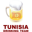Tunisia Drinking Team
