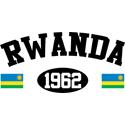 Rwanda 1962