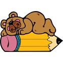 Pencil Bear