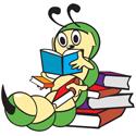 Cute Bookworm