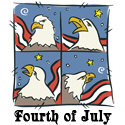 4th July Eagle