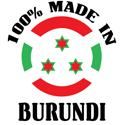Made In Burundi T-shirt