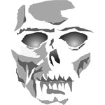 Skull T-shirts : Skull T-shirt