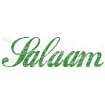 Vintage Salaam T-shirt, Salaam T-shirts