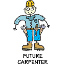 Carpenter T-shirt, Carpenter T-shirts