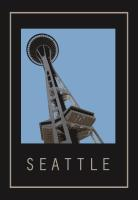 Seattle Space Needle Tower