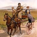 Irish Jaunting Car