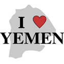 I Love Yemen Gifts