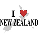 I Love New Zealand Gifts