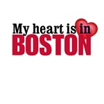My heart is in BOSTON