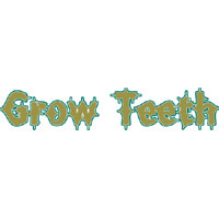 Grow Teeth * Ball Stops Quickly