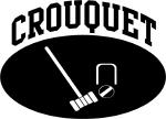Crouquet (BLACK circle)