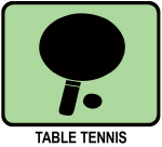 Table Tennis (GREEN)