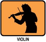 Violin (orange)